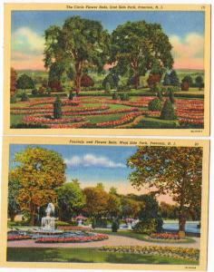 2 - Flower Beds, West Side Park, Paterson NJ