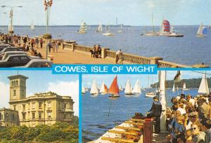Postcard Cowes, Isle of Wight, Multi View by J. Salmon Ltd N52