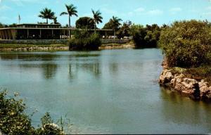 Florida Everglades National Park Royal Palm Station
