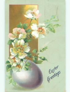 Divided-Back EASTER SCENE Great Postcard AA1452