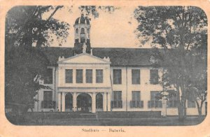 Stadhuis Batavia Indonesia, Republik Indonesia Unused
