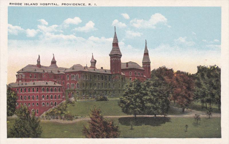 PROVIDENCE, Rhode Island, 1900-1910´s