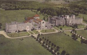 Minnesota Duluth College Of St Scholastica Handcolored Albertype