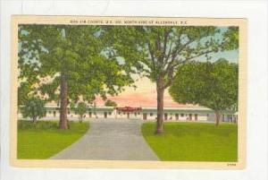 Bon Air Courts, U.S. 301, North Side Of Allendale, South Carolina, 1930-1940s