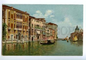 138470 Italy Venice VENEZIA Canal Grande palace Palazzo Franch