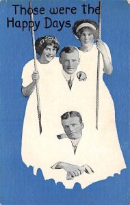 Fade Away Happy Days 1913
