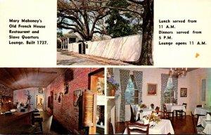 Mississippi Biloxi Mary Mahoney's Old French House Restaurant and Slave ...