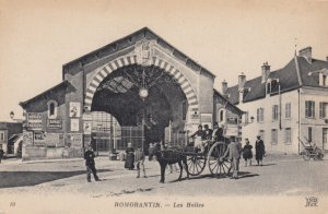 ROMORANTIN , France , 00-10s ; Les Halles