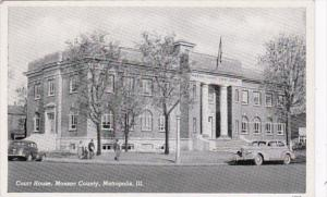 Illinois Metropolis Massac County Court House Curteich