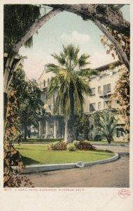 RIVERSIDE, California, 1901-07 ; A Vista Hotel, Glenwood