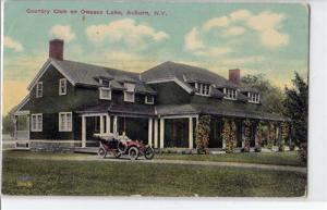 Country Club on Owasco Lake, Albany NY