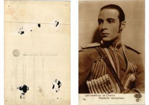 CPA AK Rudolph Valentino FILM STAR (593860)
