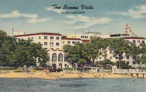 Mississippi Biloxi Buena Vista Hotel