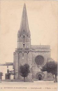 Larochefoucauld, L'Eglise, Environs D'Angouleme (Charente), France, 1900-1910s