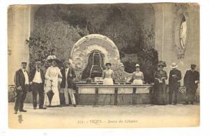 Source Des Celestins, Vichy (Allier), France, 1900-1910s