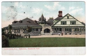 Chicago, ILL, Refectory, Humboldt Park