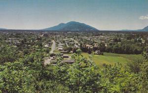 Chilliwack Panorama , B.C., Canada , 50-60s