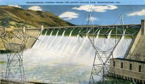 WA - Grand Coulee Dam