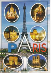 Post Card  France  Paris Et Ses Merveilles