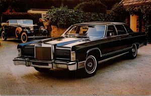 1979 Lincoln Continental Tally's Auto Sales Gloucester Massachusetts