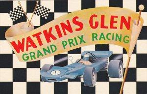 Watkins Glen Grand Prix racing , 50-60s