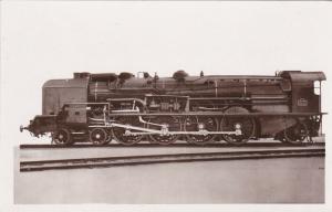 RP; Locomotive type 241-C-1, Railroad Train Engine, 1930; Les Derniers Types de