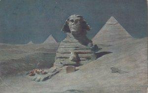 CAIRO , Egypt , 1910 ; Sphinx