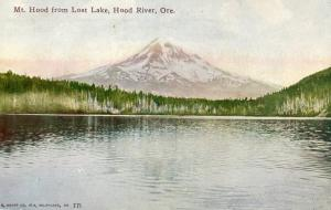 OR - Mt Hood from Lost Lake