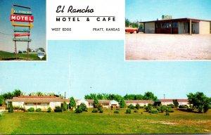 Kansas Pratt El Rancho Motel & Cafe
