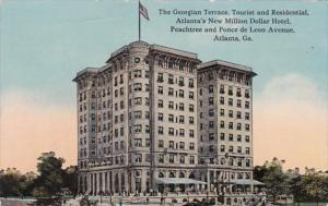 Georgia Atlanta The Georgian Terrace Hotel