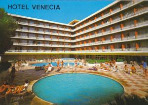 Spain Tarragona Salou Hotel Venecia