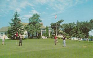 Golf Course , CHAUTAUQUA , New York , 50-60s