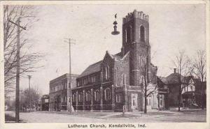 Indiana Kendallville Lutheran Church