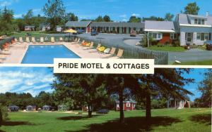 ME - Scarborough. Pride Motel & Cottages