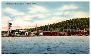 Connecticut  New London Submarine Base