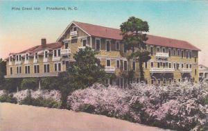 North Carolina Pinehurst Pine Crest Inn Albertype