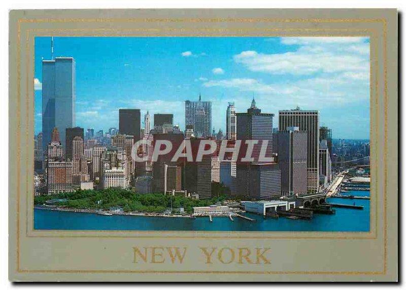 Modern Postcard New York City