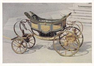King Of Rom Duc Of Riechstadt Carriage Transport Wien Postcard