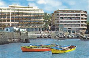 Postal 61614 : Puerto de la Cruz (Tenerife). Puerto de pescadores