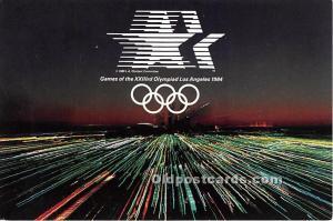 Time Lapse of Skyline, 1984 Olympics Los Angeles, California, CA, USA Unused