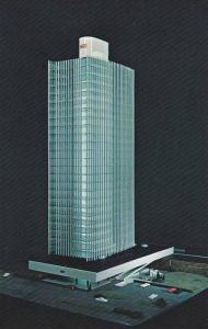 C.N. Tower , Edmonton , Alberta , Canada , 40-60s