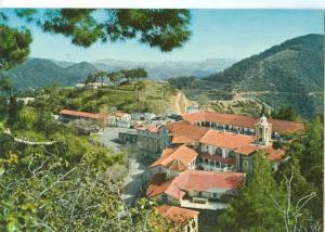 Kykko Monastery Troodos, Cyprus, unused Postcard
