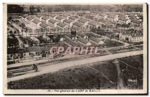 Camp of Mailly - Vue Generale - Old Postcard