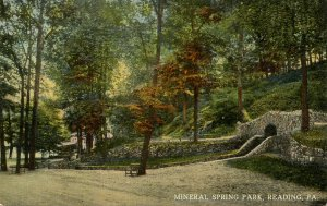 PA - Reading - Mineral Spring Park