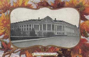 NIAGARA FALLS , Ontario , 1907 ; Clifton Hotel