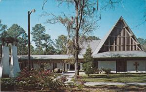 HILTON HEAD ISLAND, South Carolina, 1940-1960´s; St. Luke´s Episcopal Church