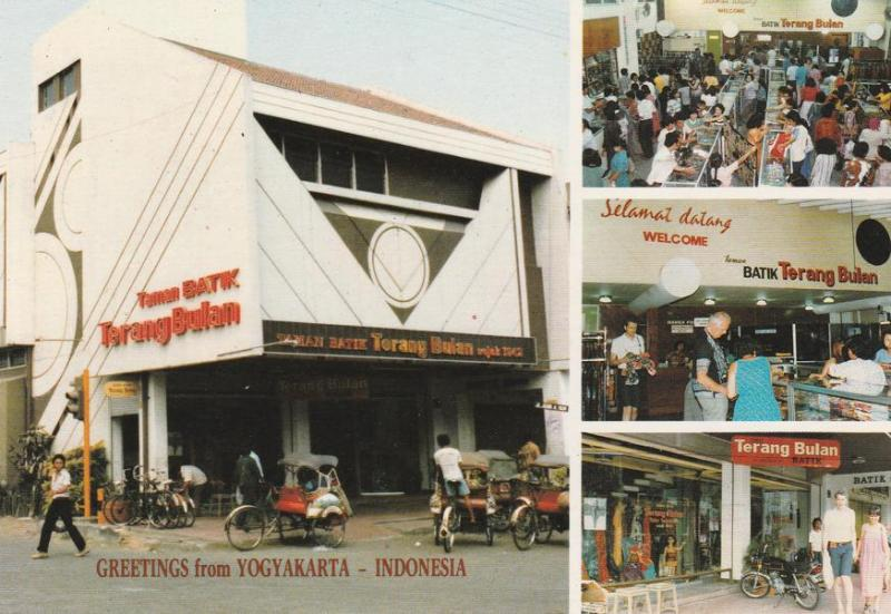 Terang Bulan Batik Store - Yogyakarta, Indonesia