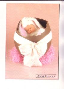 Anne Geddes, Baby Dressed as Bunny in Chocolate Easter Egg, Classico 605-047