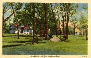 MA - New Bedford. Hazelwood Park