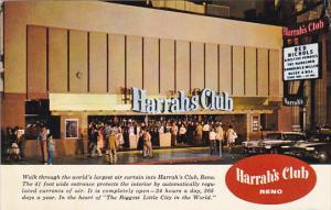 Harrah's Club Reno Nevada